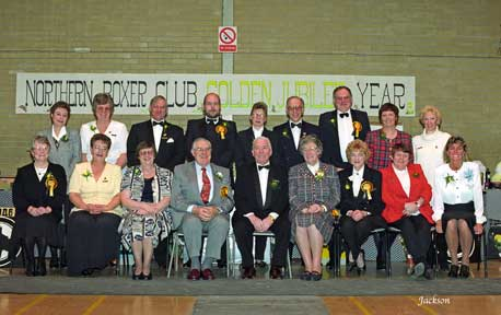1996 - NBC Committee with Mr Peter Baynes and Mrs Ferelith Somerfield